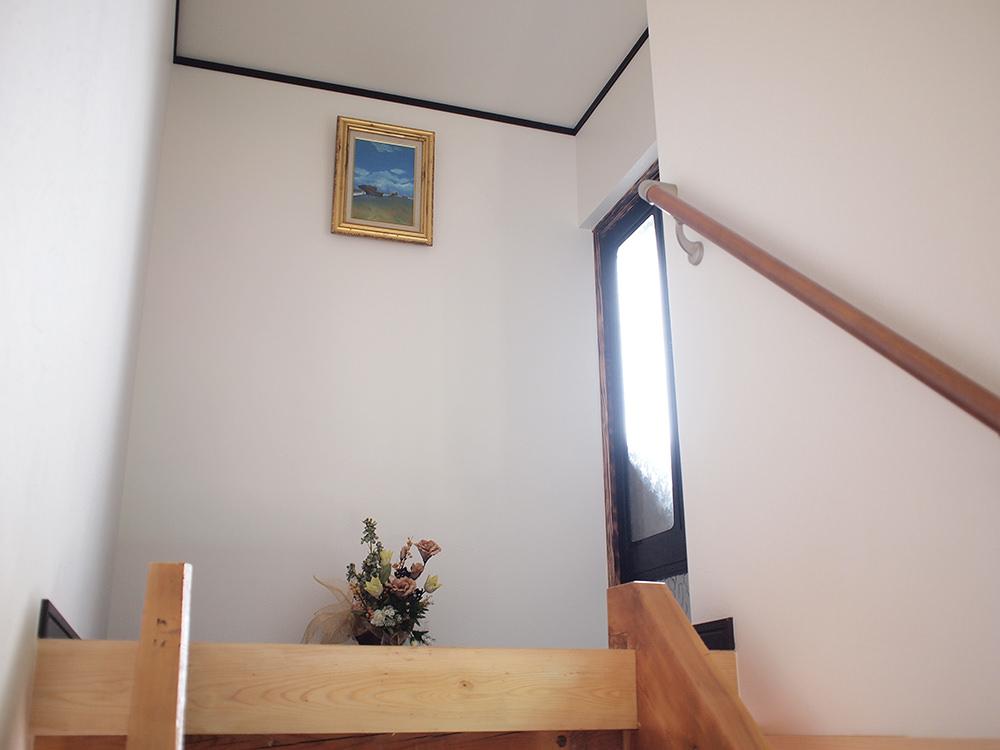 事務所2階入り口